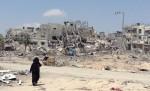 قصف الاحتلال المنازل عشوائياً ولم يفرق بين أحد