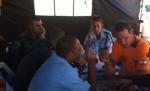 اجتماعات شرطة الاحتلال للبحث عن المستوطن