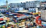 أحد الأسواق الشعبية في الضفة