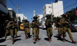 جيش الاحتلال في اقتحام سابق لمدن الضفة