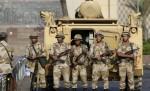 جنود من الجيش المصري