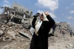 الدمار الذي خلفه العدوان على غزة
