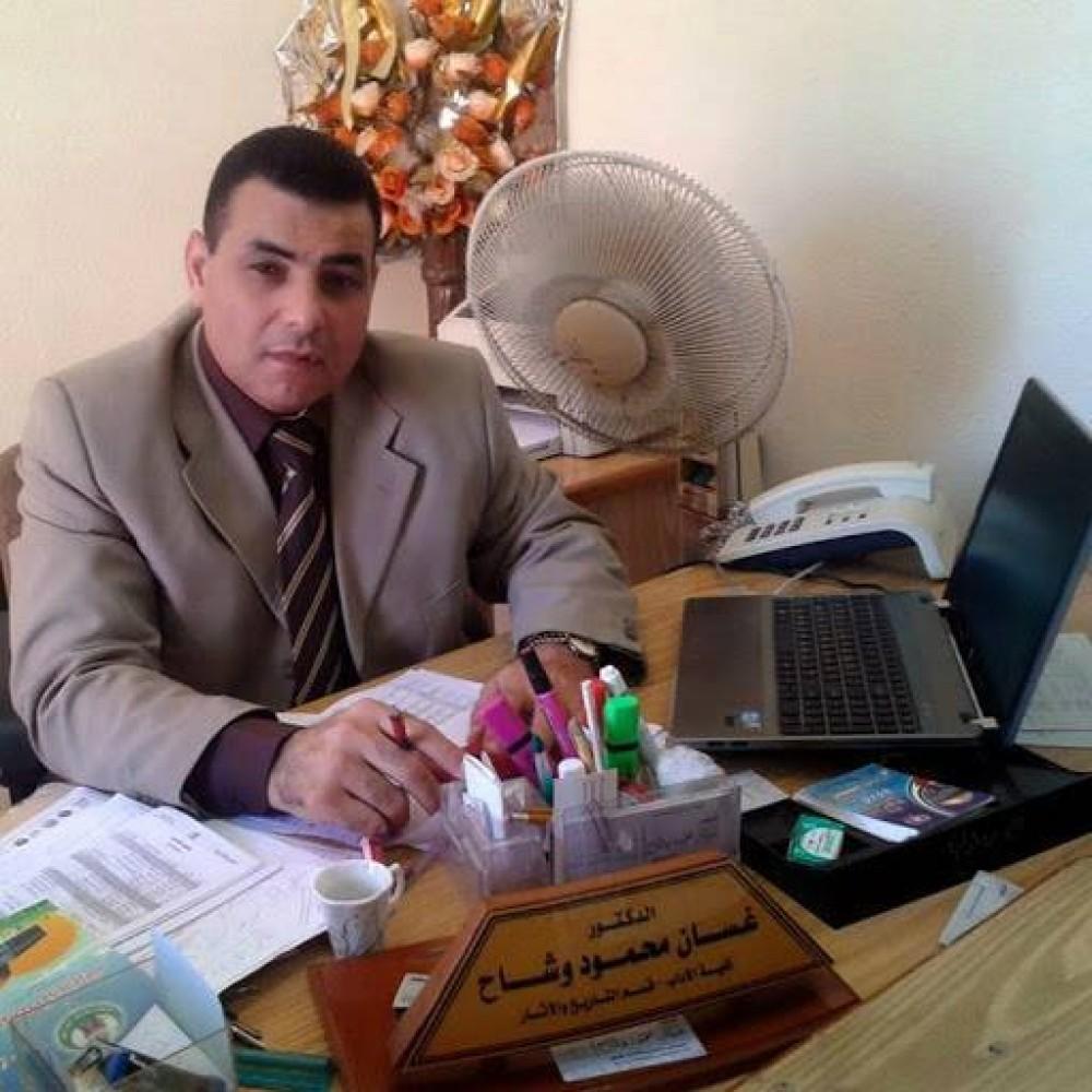 رئيس اللجنة العلمية بالمؤتمر غسان وشاح