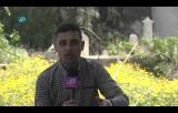 شاهد مقبرة الجنود المصريين في قطاع غزة