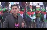 الفلسطينيون يحيون يوم الارض في الذكرى 38