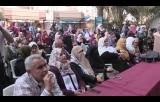 وقفة الدعم والاسناد للأسيرات الماجدات في سجون الاحتلال