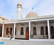 مسجد الكبير بخان يونس تصوير ضياء الأغا