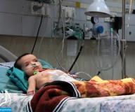 أصوات المرضى الغزيين تئن بسبب الحصار والإغلاق