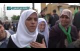 جماهير غزة تجدد بيعتها للمقاومة في ذكرى استشهاد قادتها