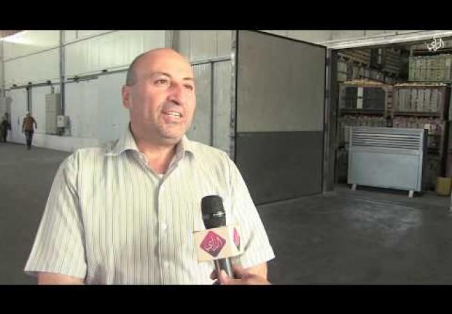 الزراعة بغزة تفتتح تقنية جديدة لتخزين محصول البصل