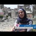 آثار عدوان الاحتلال على قطاع غزة خلال الأيام الماضية