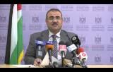 مؤتمر وزارة الأشغال حول مشروع مدينة حمد للاسكان