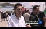 فعالية للمحامين الفلسطينيين شمال قطاع غزة للمطالبة بكسر الحصار عن غزة
