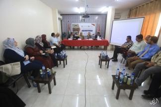 وزارة الإعلام بالتعاون مع مركز الدراسات السياسية والتنموية تنظم ندوة حوارية بعنوان