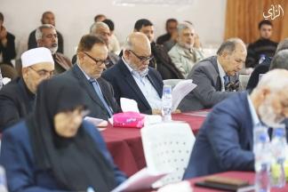 جلسة خاصة للمجلس التشريعي بمناسبة يوم الأسير الفلسطيني/تصوير: رشاد الترك