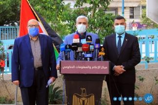 الايجاز الصحفي 17 مايو... تصوير: مدحت حجاج