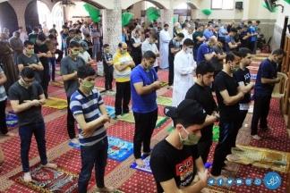 صلاة الجمعة... تصوير مدحت حجاج