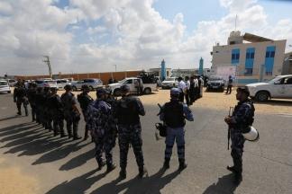 بـ 3 آلاف عنصر...داخلية غزة تنهي تأمين زيارة الحكومة