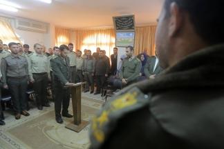 غزة: معاونو نيابة جُدد يؤدون اليمن القانونية