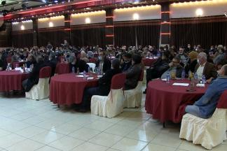 رئيس متابعة العمل الحكومي د. محمد عوض يلتقي مع مفاصل العمل الحكومي - اللقاء الثالث