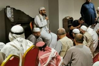 وكيل وزارة الأوقاف بغزة يجتمع ببعثة الحج الوعظية